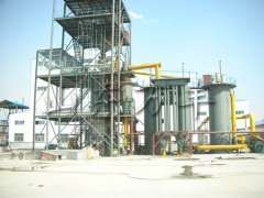 Double-section Coal Gasifier